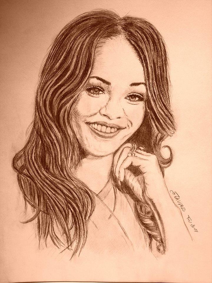 Rihanna by JFG
